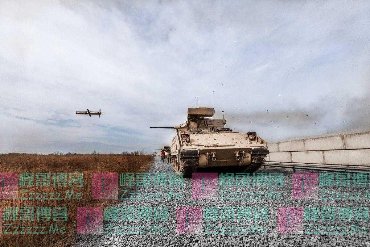 """美军下一代""""坦克杀手"""":更远、更准、更智能"""