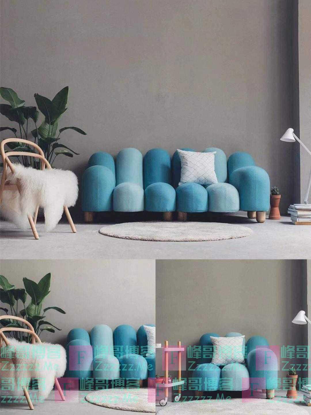 好物|用亮色打造宅家空间的悠闲假日风