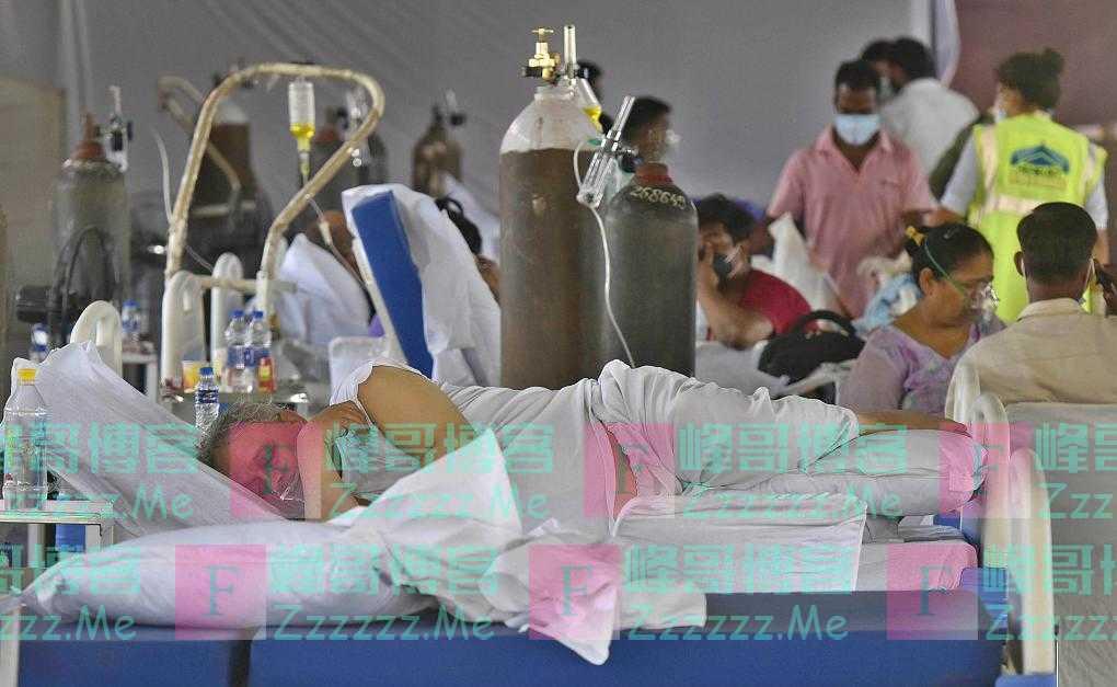 """外媒:印度政府曾认为疫情已结束 过早宣布""""已战胜疫情"""""""