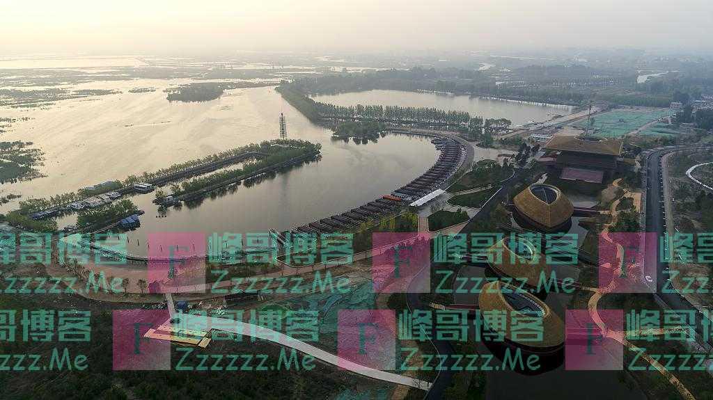 河北雄安新区:白洋淀码头焕然一新