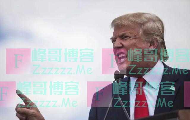"""特朗普又双叒""""开炮"""""""