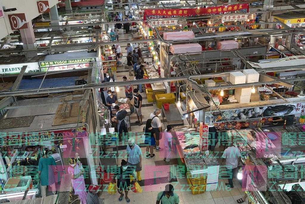 """本土病例增多 新加坡开始其""""史上最严""""封锁限制"""