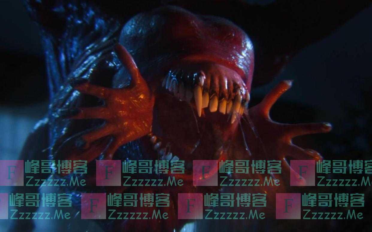 这部电影创造的科幻怪物一直被致敬丨夜问