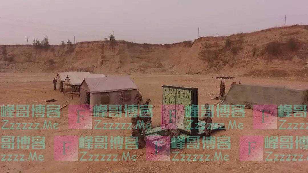 """新型装甲突击车、野战新营房……这些""""黑科技""""都给高原边防官兵安排上啦!"""