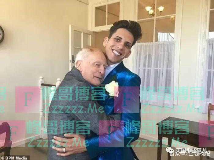 小鲜肉嫁81岁丈夫后:遗产变卖光很多人追他他:都是为了钱我不傻