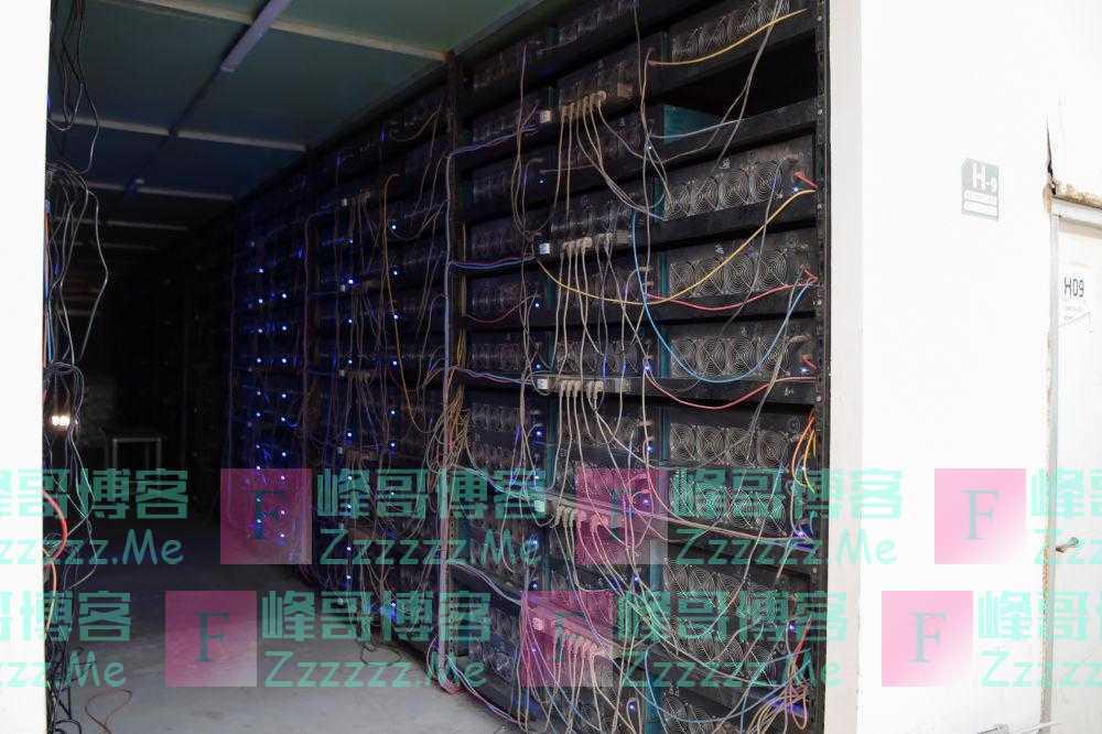 """1万台""""矿机""""月均耗电4500万度电!挖的是""""币""""还是坑?"""