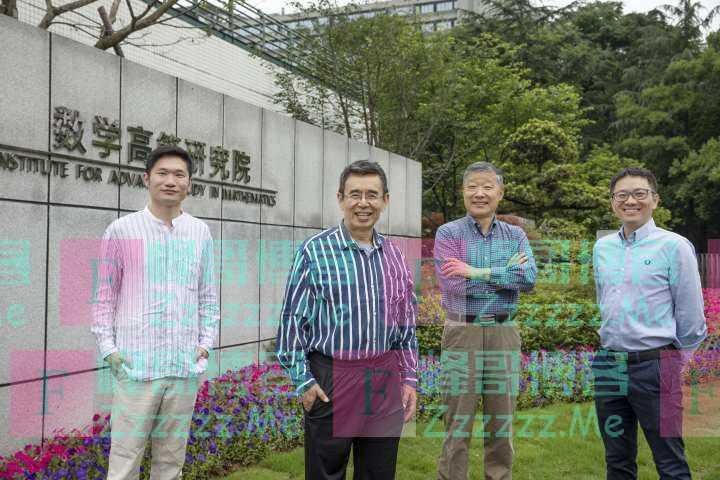 85后耶鲁正教授刘一峰加盟 浙大有支数学梦之队