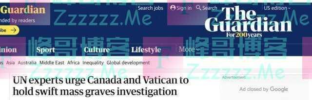 联合国9名人权专家敦促加拿大彻查!