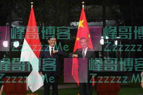 """王毅:中国印尼合作由""""三轮马车""""提升为""""四轮驱动"""""""