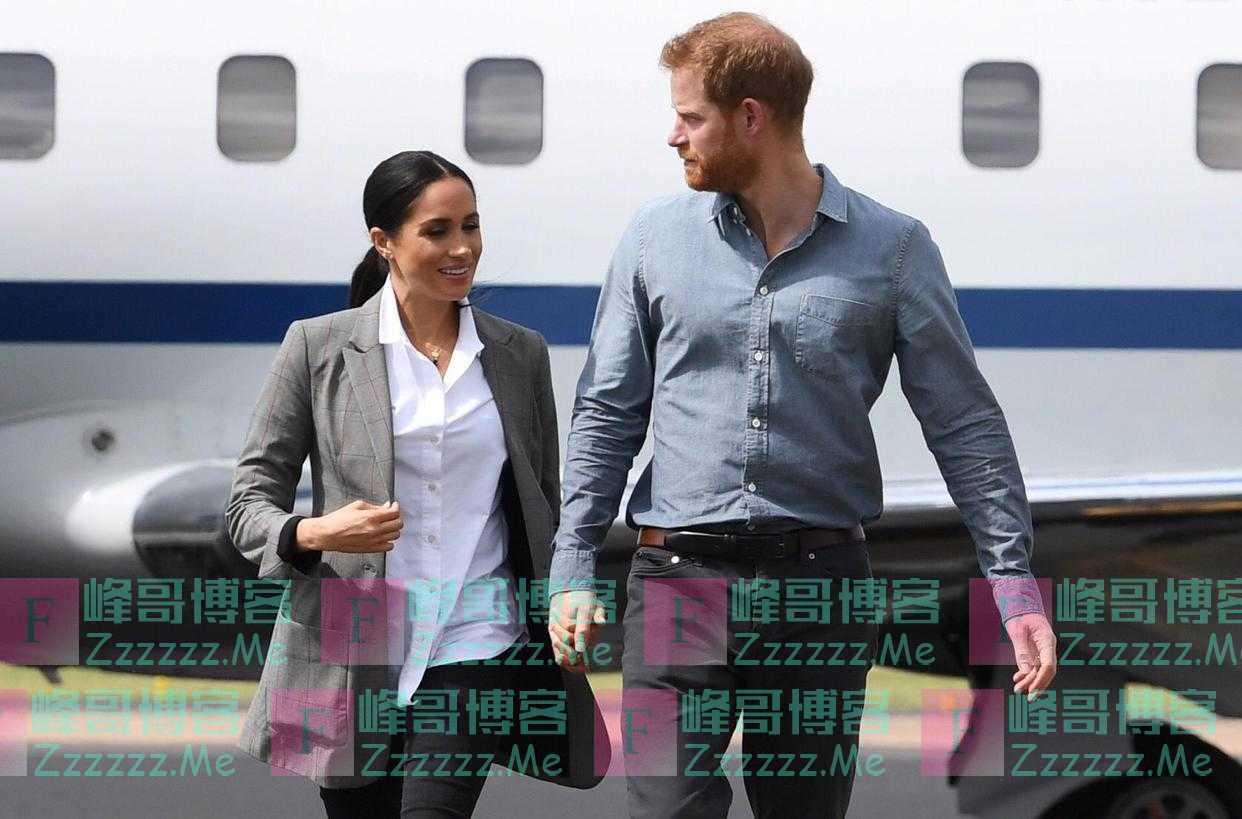 哈里梅根官宣诞下二胎 爱女命名致敬英女王和戴妃