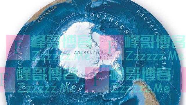 世界地图要修改了?美国家地理学会:地球上有第五大洋