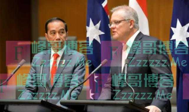 """澳媒:澳大利亚""""必须采取行动"""",阻止印尼""""彻底倒向""""中国"""