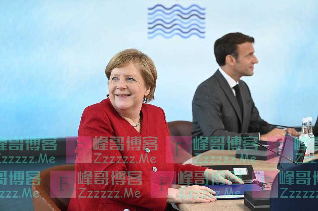 """默克尔:""""这些领域撇开中国,永远无法找到解决方案"""""""