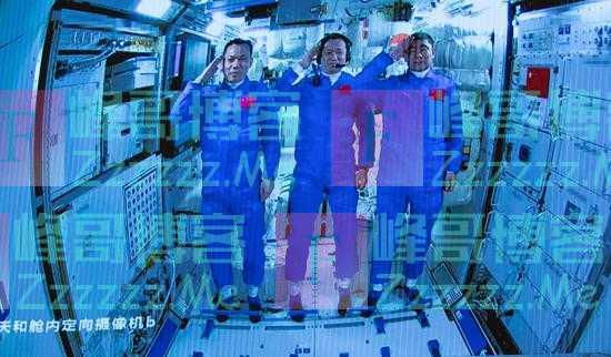 """中国空间站迎来首批""""常驻民"""""""