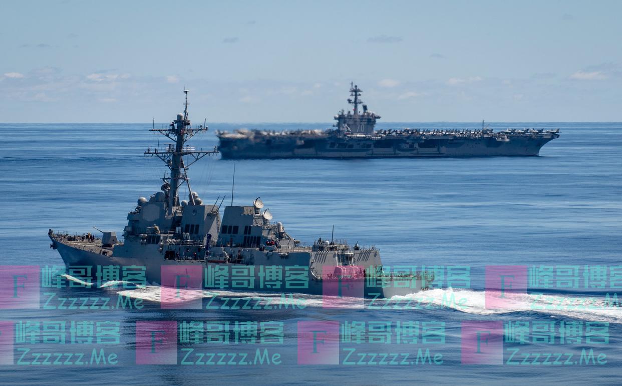 俄军20余艘战舰正在夏威夷附近演习,美军赶紧调来航母战斗群