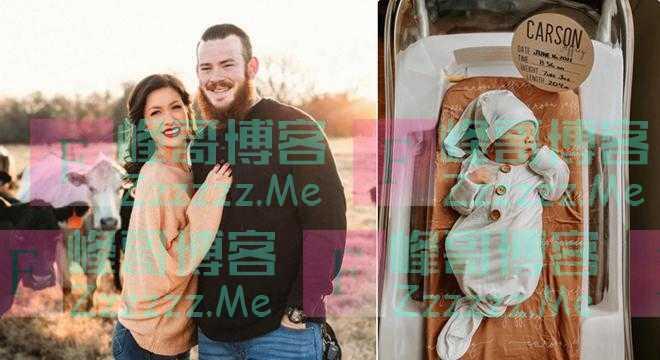 美国一名孕妇在高速公路上产下男婴