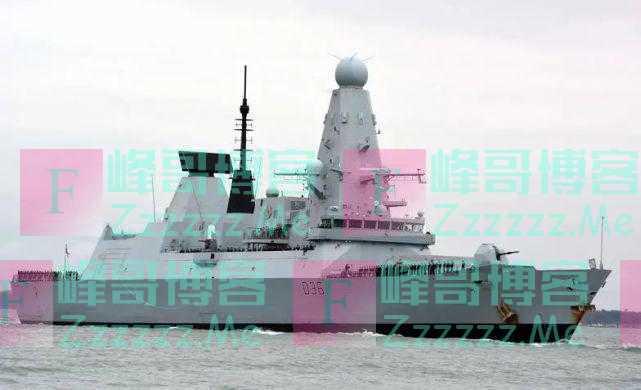 """随舰英国记者描述""""对抗""""现场:当时英舰头上有20多架俄军飞机"""