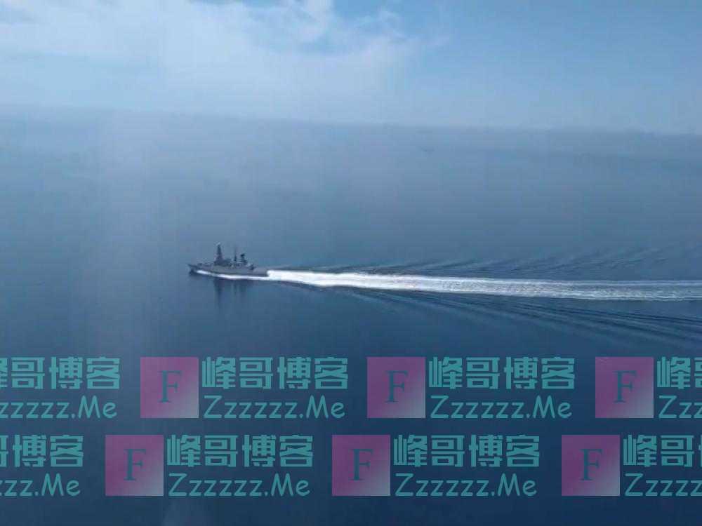 """英媒观察员解读英国驱逐舰事件:不会爆发战争,但第二次""""冷战""""已打响"""