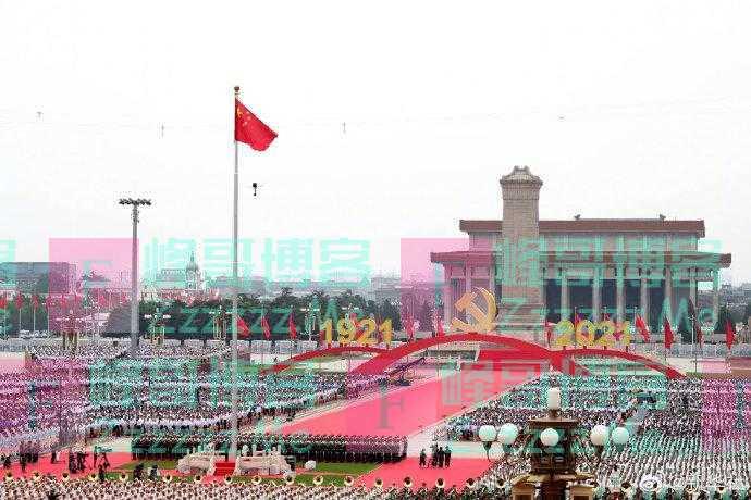 揭秘:参加庆祝大会的数万人如何抵达、撤离广场?