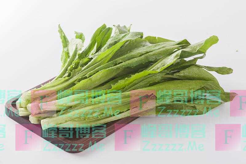 下厨房|油麦菜,初夏里的点点苦滋味