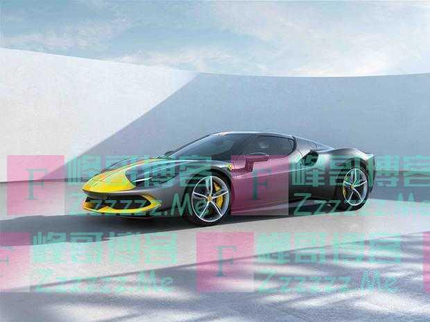 法拉利296 GTB全球首发