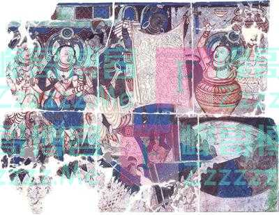 克孜尔石窟壁画故事