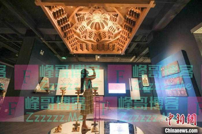 成吉思汗颁给丘处机文书首次露面 永乐宫特展揭秘全真教往事