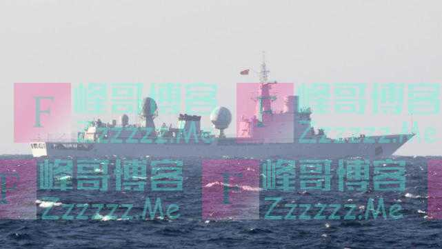 澳媒:澳大利亚最大规模军演开幕在即,中国海军情报船又来了