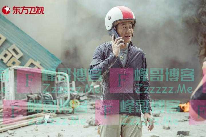 """佟大为:很多我们忽略的""""小事"""",也有救援人员的影子"""