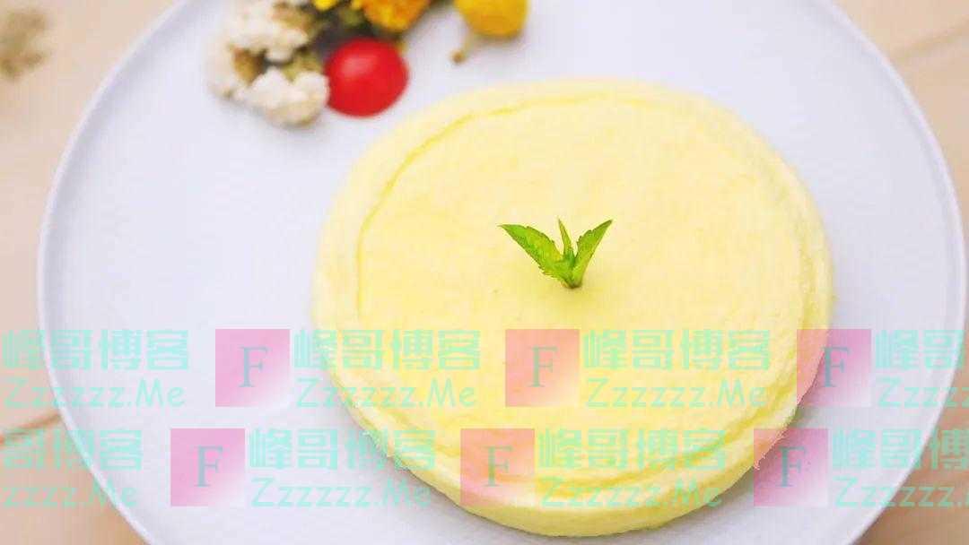 「养生厨房」今日菜谱:不用烤箱的蒸蛋糕