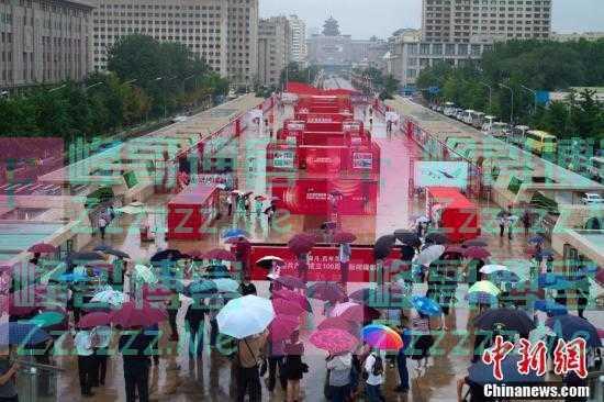 庆祝中国共产党成立100周年新闻摄影展在北京开幕