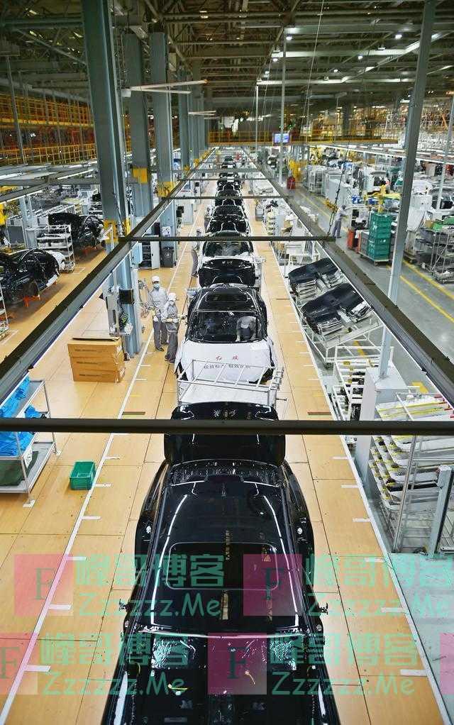 中国一汽上半年销量突破196万辆,同比增长20.4%