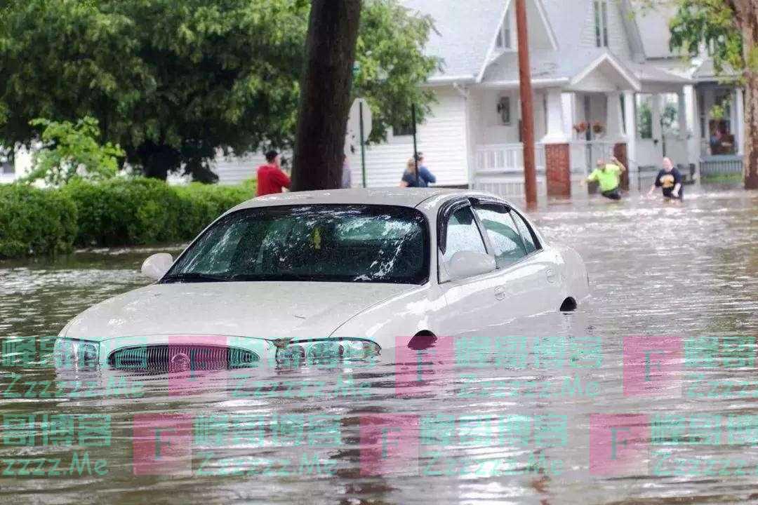 答疑|车子被水淹了,保险赔不赔?