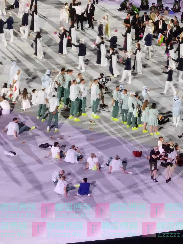 本端现场图文直播|东京奥运会开幕式