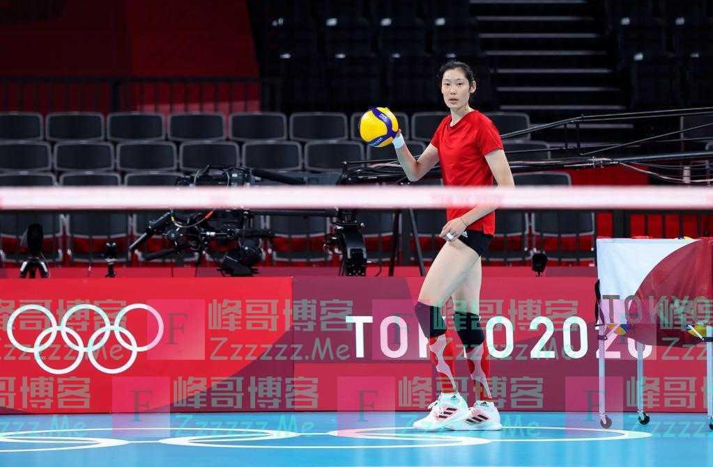 奥运巡礼——女子排球丨群雄环绕,中国女排力争卫冕