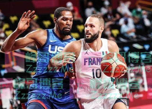 """再也不是""""梦之队""""了?美国男篮奥运首战遭遇""""开门黑""""不敌法国"""