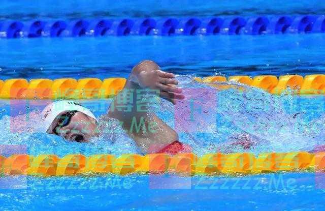 河北再添奖牌!李冰洁获东京奥运会女子400米自由泳铜牌