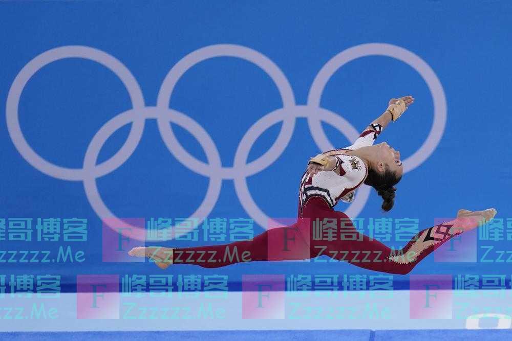 """拒绝""""性化""""女性,德国艺术体操队队员将穿长裤参加奥运比赛"""