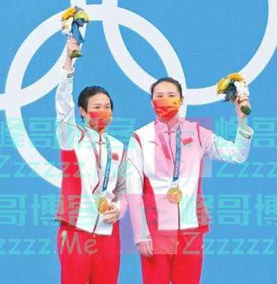 中国体育代表团再夺三金