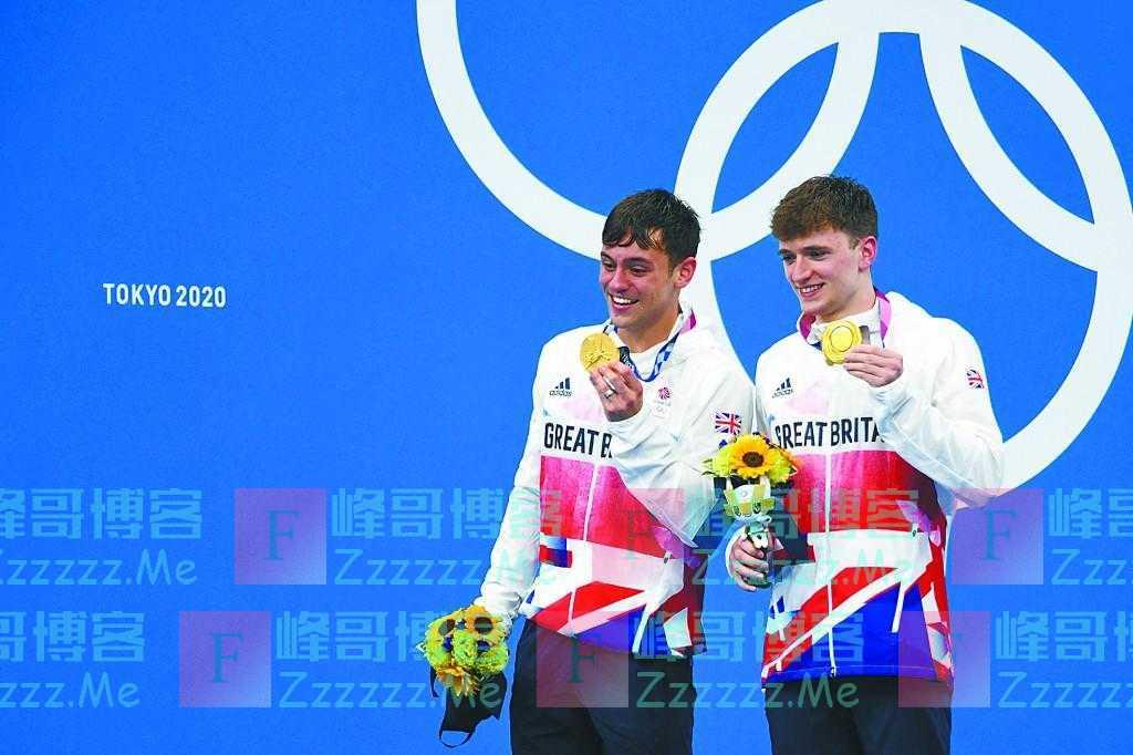 四战奥运的戴利圆梦东京,站在领奖台上喜极而泣:我仍不能确信正在发生的事情