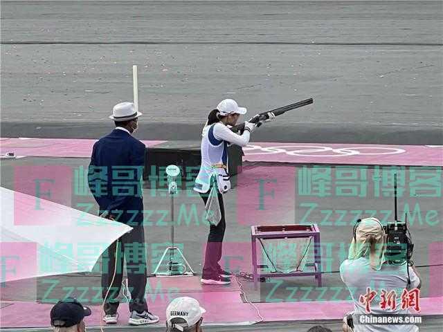奥运射击场上的姐妹花,一家人奖牌拿了仨