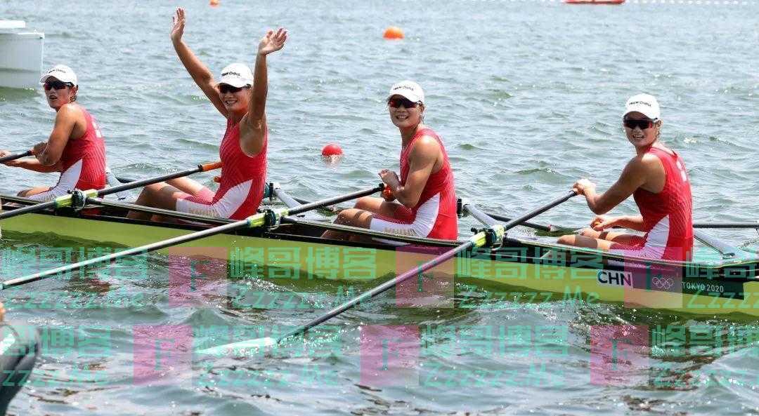 3金1银2铜!中国奥运军团夺牌势头不减!
