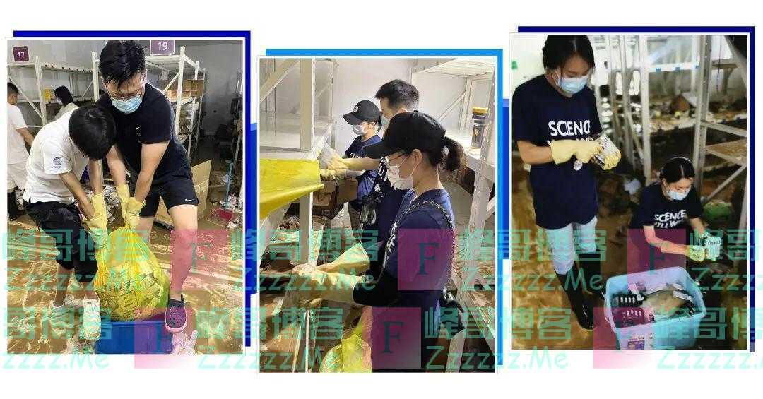 辉瑞捐赠100万元助力河南灾后重建
