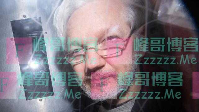 """""""维基揭秘""""创始人阿桑奇命运又生变数!厄瓜多尔公民身份被撤销"""