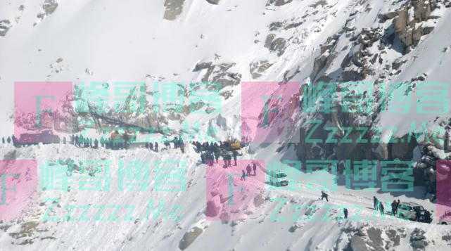 应对中巴边防军以及致命雪崩,印度急购20台救生探测雷达