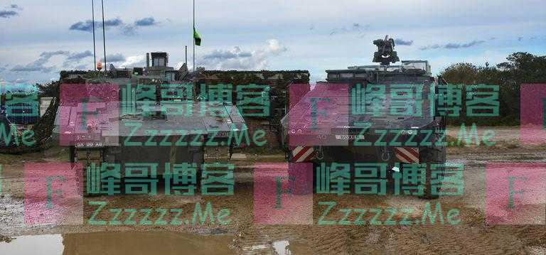 搭乘新型装甲车后,英国士兵健康受损
