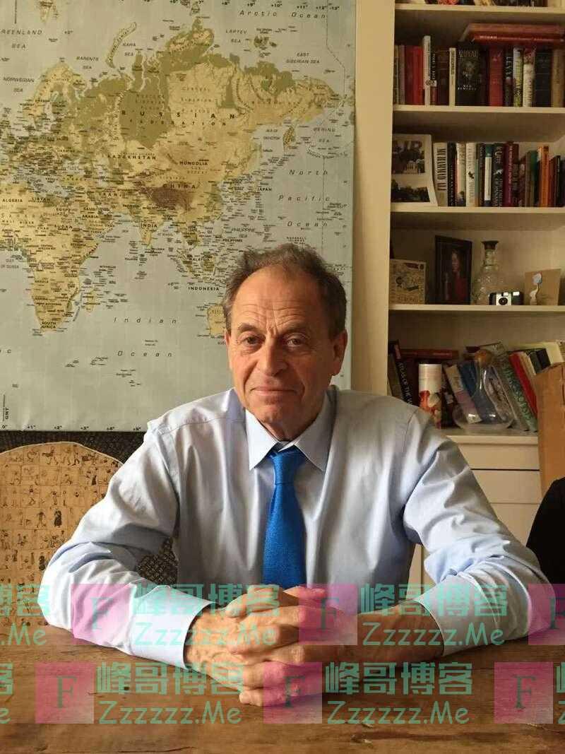 英国四十八家集团俱乐部主席斯蒂芬·佩里:新冠病毒溯源应该交给科学家,而不是政治人士