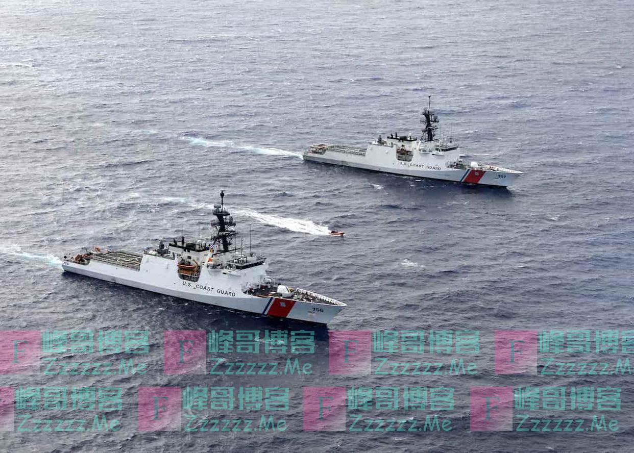 刚将矛头对准中国海警,美海岸警卫队又声称正与中方重谈恢复已失效联合执法协议