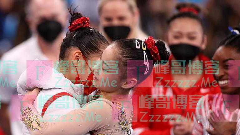 """美国奥运冠军为中国选手表现欢呼 晒合影称""""为你骄傲"""""""