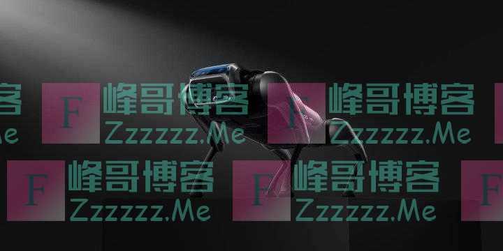 探索让未来更酷,小米发布CyberDog仿生四足机器人